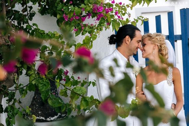 Dimitris & Erin, July 2014
