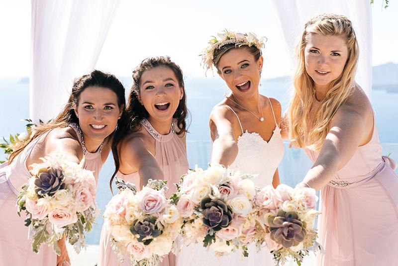 Divine Weddings Santorini | Wedding Planner & Packages