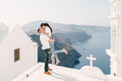 Evangelia & Andre, August 2019