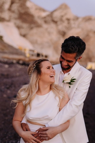 Alejandra & Eric, August 2019