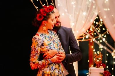 Riccardo & Rosalia, September 2019