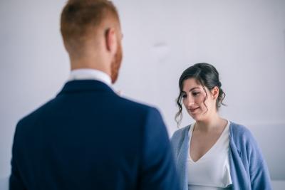 Leslie & Sinan, May 2019
