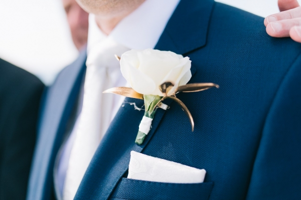 Groom's Boutonnieres