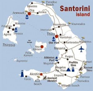 santorini-weddings-map