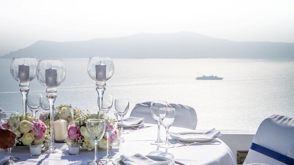Private Dinner at Dana Villas