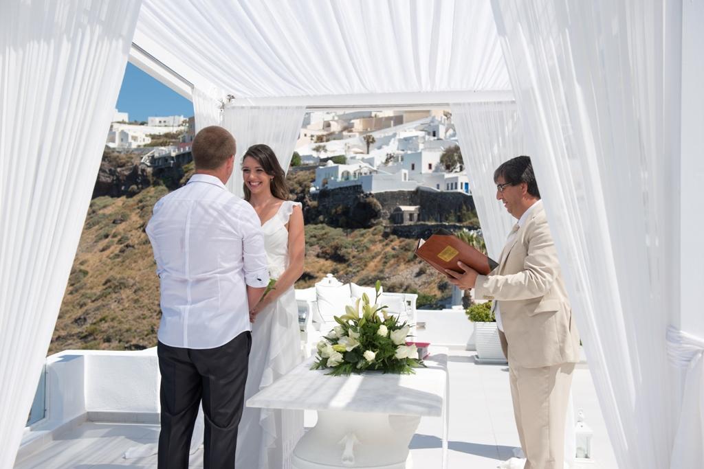Wedding at Dana Villas Wedding Terrace