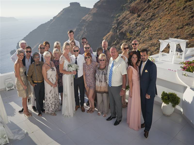 Wedding at Dana Villas