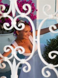 Wedding at Dana Villas Santorini