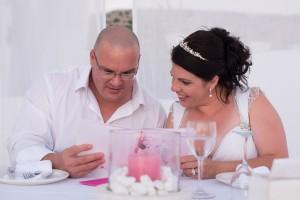 Wedding & private dinner at Dana Villas Santorini