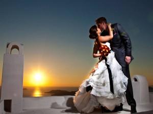 Santorini Wedding
