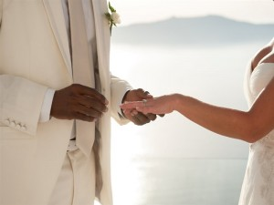 Santorini Wedding
