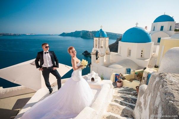 Beach Weddings In Greek Islands