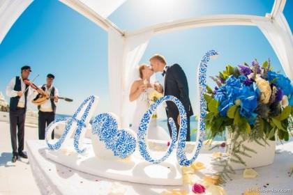 Dana Villas Divine Weddings Santorini Wedding Planner Packages
