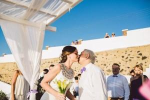 Elena & Demid Wedding in Santorini