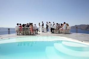 Tarryn & Scott, Wedding in Santorini!