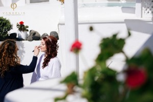 Chistina & Eric, Wedding in Santorini!