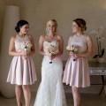 2 Bride & Bridesmaids
