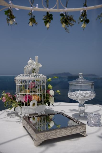 6 ceremony table