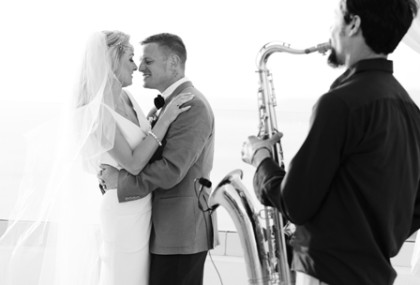 Rachael & Shane, Wedding in Santorini