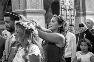 Evi & Michalis, Wedding in Santorini!