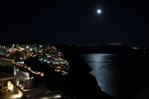 FullMoon Santorini