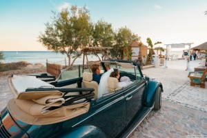 Bernice & Stephan, Wedding in Santorini!