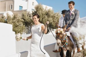 Sarah & Dean, Wedding in Santorini 2017!