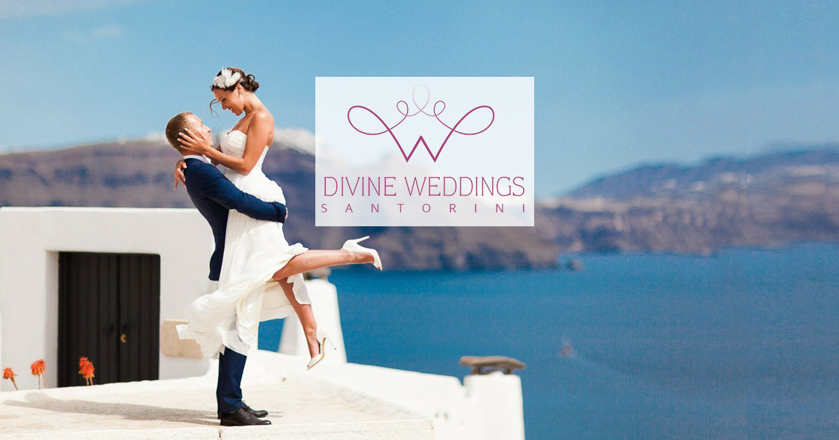 Divine Weddings Santorini Wedding Planner Amp Packages