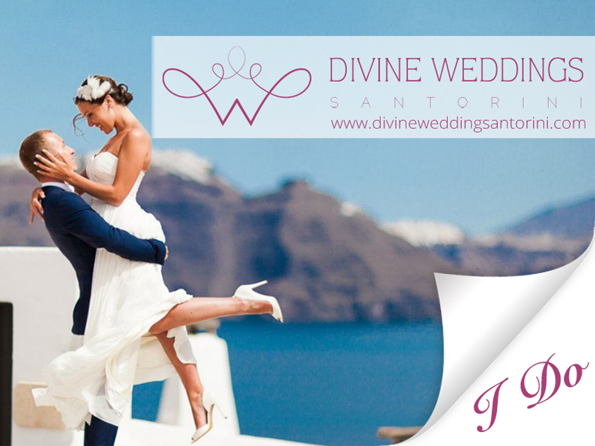 Divine Weddings Santorini Wedding Planner Packages